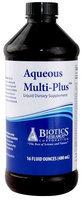 Biotics Research Aqueous Multi-Plus Liquid 16 fl oz