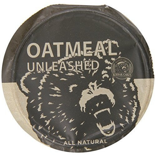 Kodiak Cakes Oatmeal Unleashed, Wild Blueberry, 2.3 Ounce (Pack of 12) by Kodiak Cakes