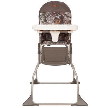 Dorel Juvenile Cosco Simple Fold High Chair, Realtree/Orange
