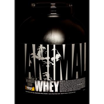 Universal Nutrition Animal Whey - 4lbs Banana Cream