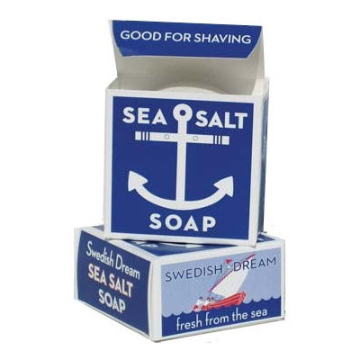 Swedish Dream Sea Salt Soap 122g 4.3oz