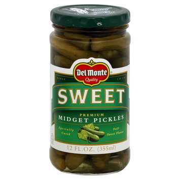 Sweet Midget Pickles 12 oz