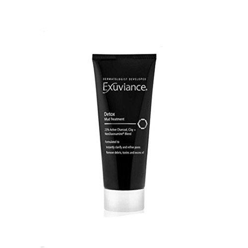 Set of 2 Mini Exuviance Detox Mud Treatment ~ 0.34 each/ 0.68 oz Total