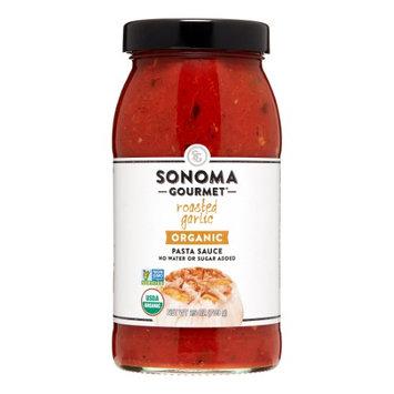 Sonoma Gourmet Sonoma Gourment Roasted Garlic Pasta Bottle, Glass Bottle, 25 OUNCE