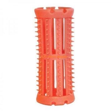 SKELOX Plastic Hair Rollers/ Curlers 12 x 26mm PINK + Free Pins! by Skelox