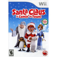 Red Wagon Games Santa Claus Is Coming to Town