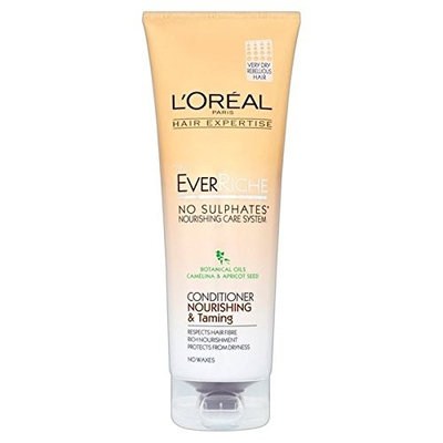 L'Oreal Hair Expertise Ever Riche Conditioner Nour & Taming 250ml (PACK OF 6)