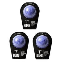 Da Bomb Bath Fizzers F Bomb Bath Soak Lavender Scented (PACK OF 3)