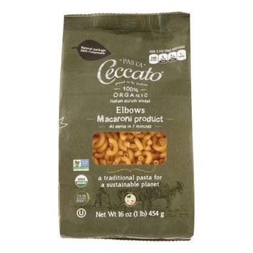 Ceccato Organic Pasta Elbows Macaroni Product 16 oz