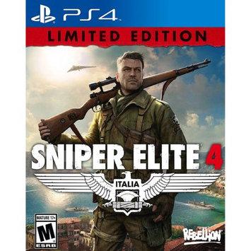 Rebellion Developments Ltd Sniper Elite 4 - Pre-Owned (PS4)