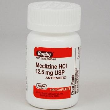 MECLIZINE 12.5MG (BT)
