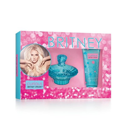 Curious by Britney Spears Women's Fragrance Gift Set - 2pc