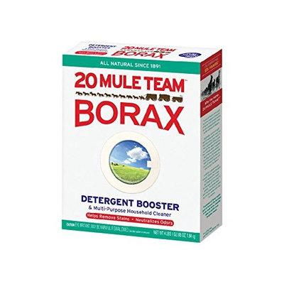 Mule Team Borax and Arm & Hammer Super Washing Soda Variety Pack