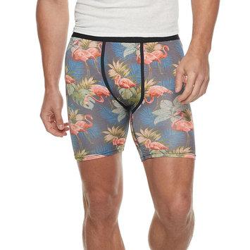 Men's Wear Your Life Flamingo Novelty Boxers