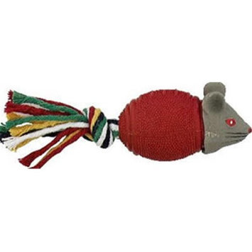 Votoy 81205465 VoToys Latex and Rubber and Rope Animals Dog Toy