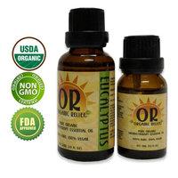 Organic Relief - Organic Eucalyptus Essential Oil 15ml