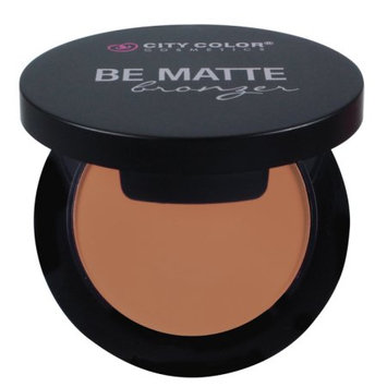 City Color Be Matte Bronzer - TOASTED COCONUT