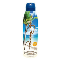 Panama Jack Continuous Clear Sunscreen Spray SPF 15 6.0 fl oz
