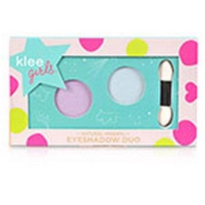 LunaStar Naturals 231153 Klee Girls All Natural Mineral Makeup Key West Splash Plus Rainier Blossom Eyeshadow Duos