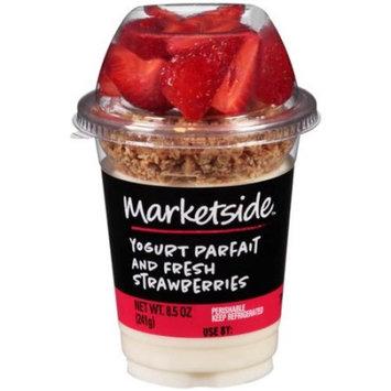 Marketside Yogurt Parfait and Fresh Fruit, 8.5 oz