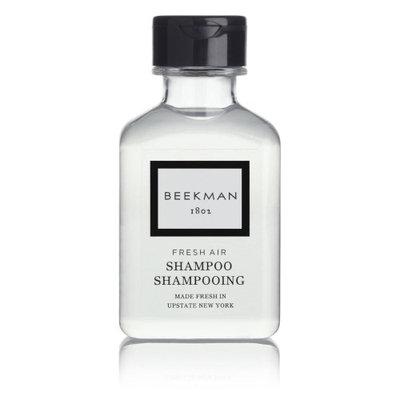 Beekman 1802 Fresh Air Shampoo Lot of 8 Each 1oz Bottles. oz (Pack of 8)