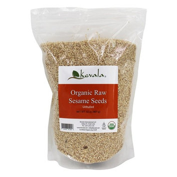 Organic Raw Sesame Seeds - 32 oz.