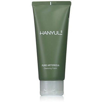 Hanyul Pure Artemisia Cleansing Foam, 6.1 Ounce
