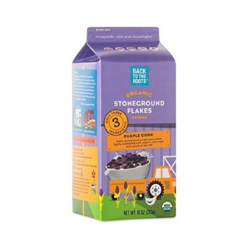 Back To The Roots 271459 10 oz. Cereal Purple Corn Stoneground