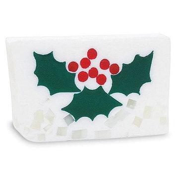 Primal Elements SWHB Holly Berry 5.8 oz. Bar Soap in Shrinkwrap
