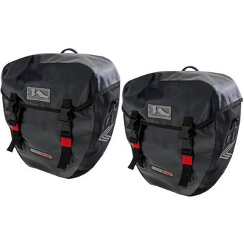 Cycle Source Group, Llc Ventura Canada Pro Large Side Bags (Pair)