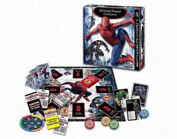 Briarpatch Inc. Briarpatch Spider-Man Ultimate Power Card Game Spiderman Family Fun
