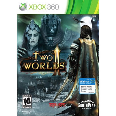 Southpeak Two Worlds 2 Xbox360 New