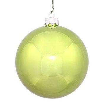 Vickerman Shiny Ball Christmas Ornament 4-piece Set