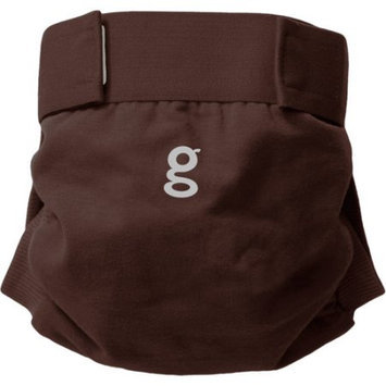 G Diapers gDiapers - Little gPant Diaper Giddyup Brown (sizes S, M, L)