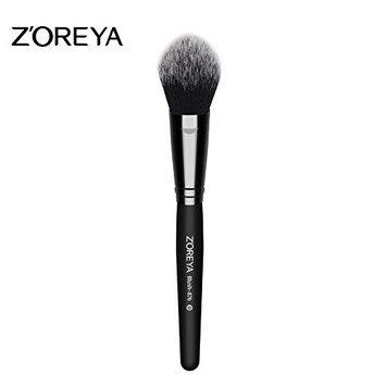 DATEWORK Black Makeup Blush Face Powder Foundation Brush