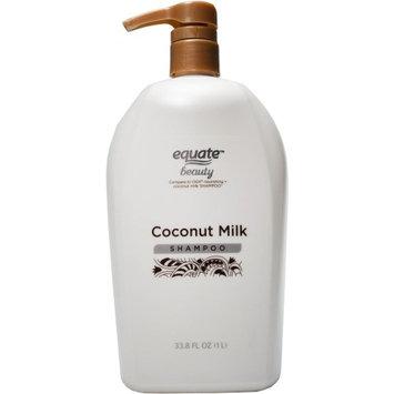 Equate Beauty Coconut Milk Shampoo, 33.8 fl oz