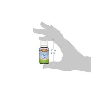 Carlson Baby's Super Daily D3 400 IU (10 mcg), Natural Vitamin D3 Drops, Unflavored, 365 Liquid Drops (3 Pack)