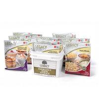 Legacy Premium Food Storage 72 hour Emergency Food Supply Kit - 2000 Calories - Legacy Survival
