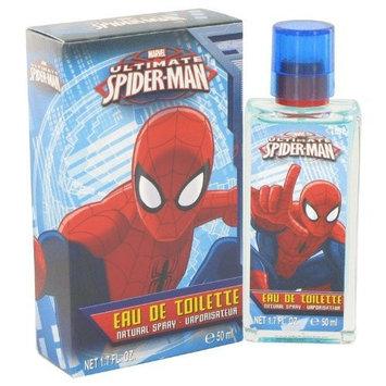 Spiderman By Marvel Eau De Toilette Spray 1.7 Oz For Men