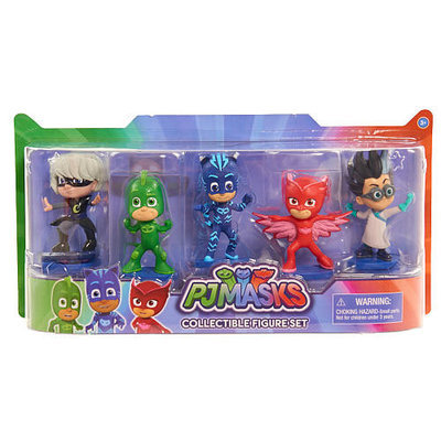 Just Play PJ Masks Collectible Figure Set