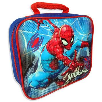 Disney Spiderman Rectangular Lunch Bag