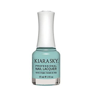 Kiara Sky Nail Lacquer, Sweet Tooth, 15 Gram