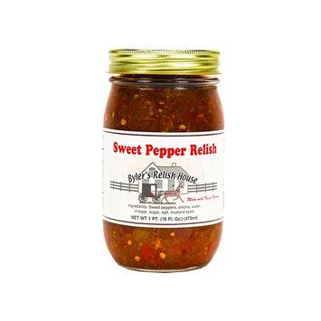 Amish Sweet Pepper Relish
