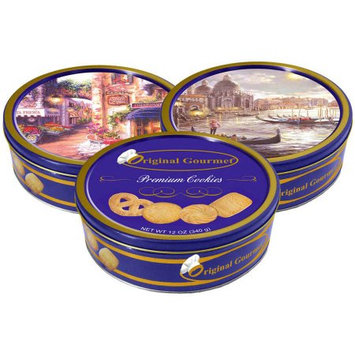 Original Gourmet Food Company, Inc Original Gourmet Premium Cookies, 12 oz