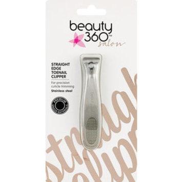 Beauty 360 Straight Edge Toenail Clipper