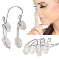 Nose Beauty,Fenleo Silicone Clamp Clip Reshape Nose Up Lifting Shaping Shaper Rhinoplasty Nose Job