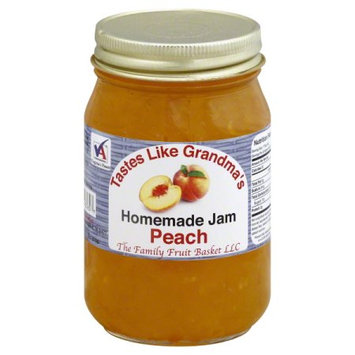 The Family Fruit Basket Virginia Heritage Family Fruit Peach Jam
