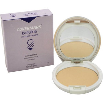 Botuline Compact Powder Waterproof - # 5 by Covermark for Women - 0.35 oz Powder