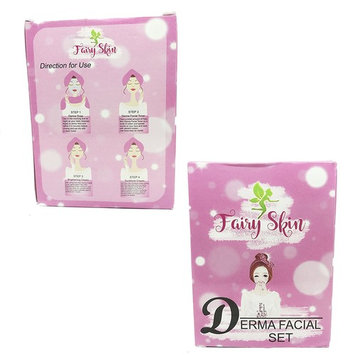 Fairy Skin Glowing Facial Set or Derma Facial Set (Derma Facial Set)