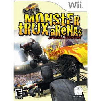 Conspiracy Monster Trux Arenas (Wii)